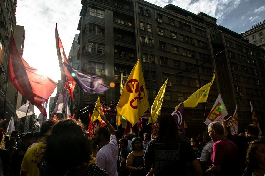 QUARTA-FEIRA: Assembleia nacional na Praça da Sé prepara resistência à reforma da Previdência