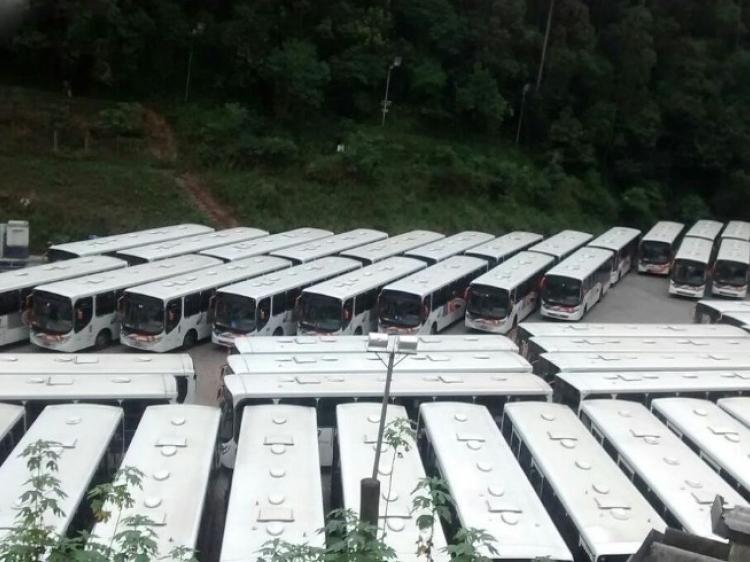 14 DE JUNHO Greve geral: setor de transporte vai parar
