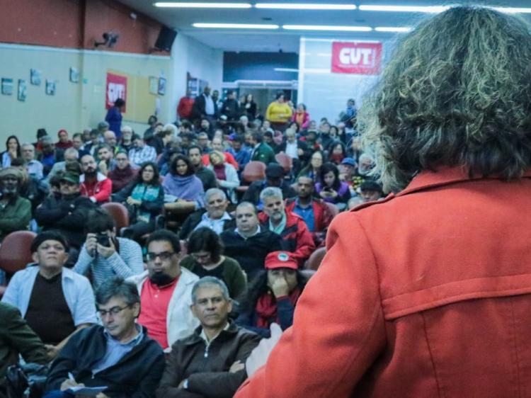 O BRASIL VAI PARAR! Trabalhadores, estudantes e movimentos sociais ampliam unidade rumo à greve geral do dia 14