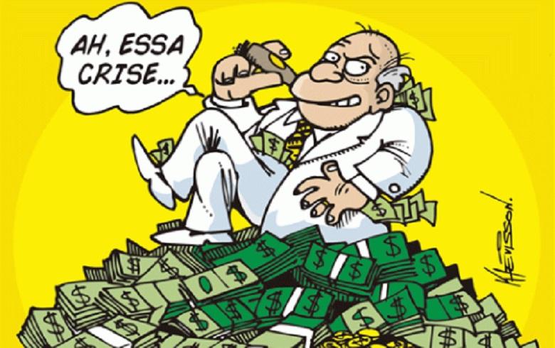 GOLPE: Bancos dão calote em consumidores que tiveram perdas na poupança