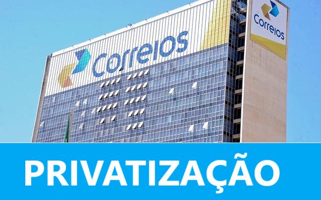 A quem interessa a privatização dos Correios?