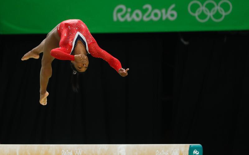 Simone Biles: saúde mental é importante, seja você atleta olímpico ou bancário